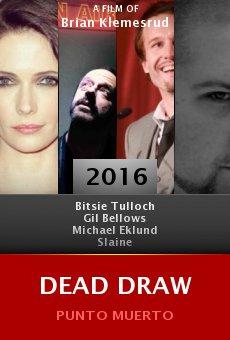 Ver película Dead Draw