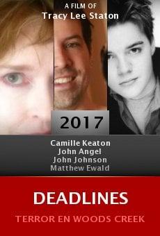 Ver película Deadlines