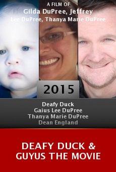 Watch Deafy Duck & Guyus the Movie online stream