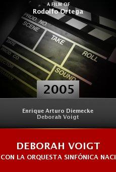 Deborah Voigt con la orquesta sinfónica nacional, en el Palacio de Bellas Artes online free