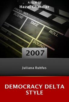 Democracy Delta Style online free