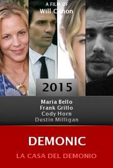Ver película Demonic
