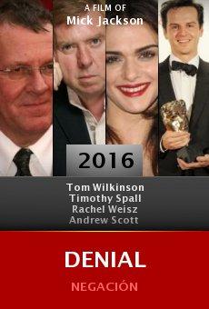 Ver película Denial
