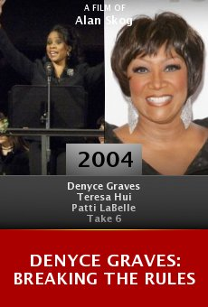 Denyce Graves: Breaking the Rules online free