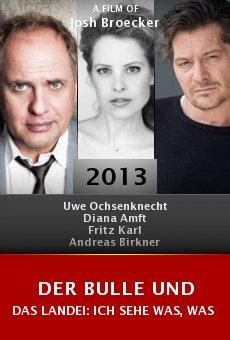 Ver película Der Bulle und das Landei: Ich sehe was, was du nicht siehst und das ist ... tot
