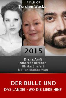Ver película Der Bulle und das Landei - Wo die Liebe hinfällt