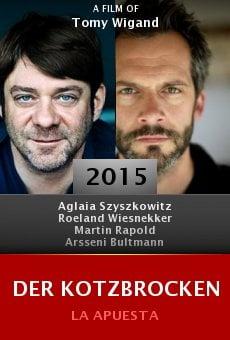 Watch Der Kotzbrocken online stream