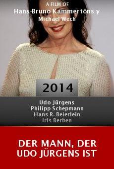 Ver película Der Mann, der Udo Jürgens ist