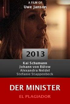Watch Der Minister online stream