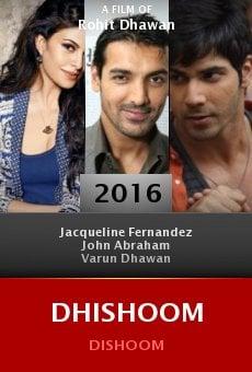 Ver película Dhishoom