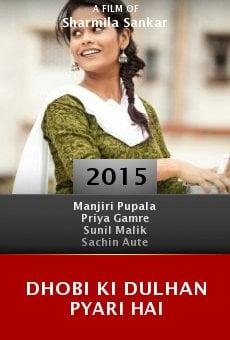 Ver película Dhobi Ki Dulhan Pyari Hai
