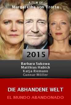 Ver película Die abhandene Welt