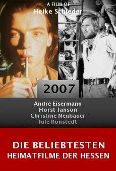 Die beliebtesten Heimatfilme der Hessen online free