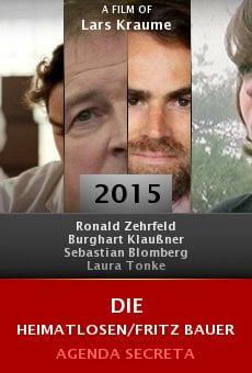 Die Heimatlosen/Fritz Bauer online free