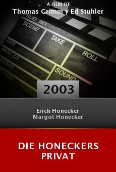 Die Honeckers privat online free
