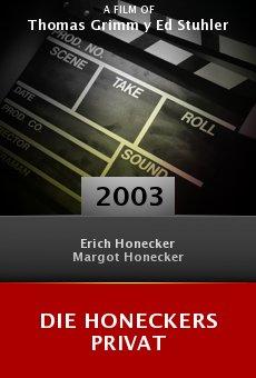 Die Honeckers privat online free