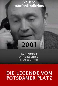 Die Legende vom Potsdamer Platz online free