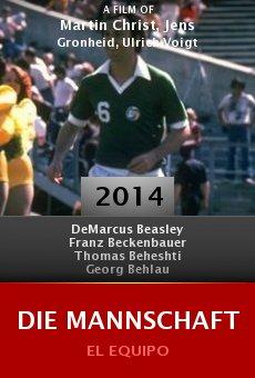 Ver película Die Mannschaft