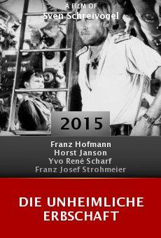 Ver película Die unheimliche Erbschaft