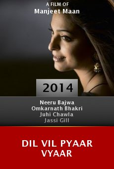 Ver película Dil Vil Pyaar Vyaar