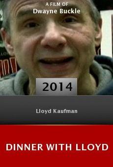Watch Dinner with Lloyd online stream