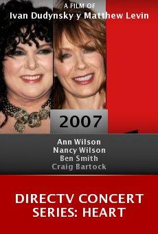DirecTV Concert Series: Heart online free
