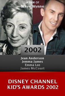 Disney Channel Kid's Awards 2002 online free