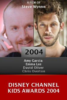 Disney Channel Kids Awards 2004 online free