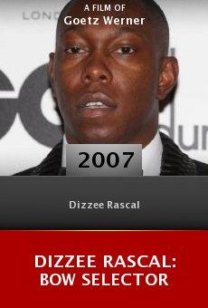 Dizzee Rascal: Bow Selector online free