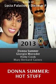 Watch Donna Summer: Hot Stuff online stream