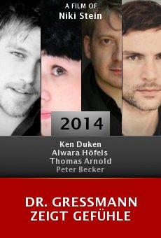 Dr. Gressmann zeigt Gefühle online