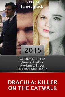 Watch Dracula: Killer on the Catwalk online stream