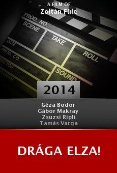 Ver película Drága Elza!