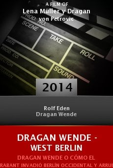 Dragan Wende - West Berlin online free