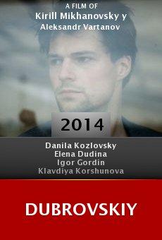 Ver película Dubrovskiy