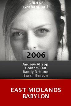 East Midlands Babylon online free