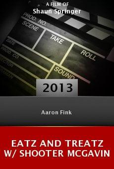 Ver película Eatz and Treatz w/ Shooter McGavin