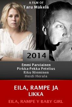 Ver película Eila, Rampe ja Likka