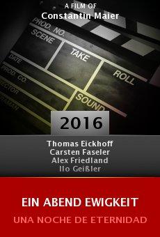 Ver película Ein Abend Ewigkeit