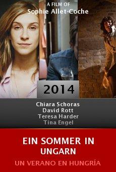 Ver película Ein Sommer in Ungarn