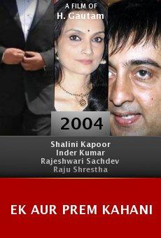 Ek Aur Prem Kahani online free