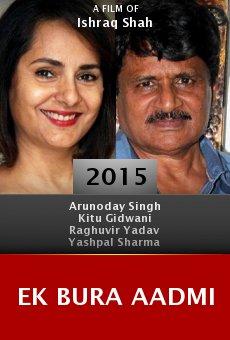 Ver película Ek Bura Aadmi