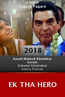 Ver película Ek Tha Hero