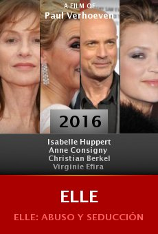 Ver película Elle
