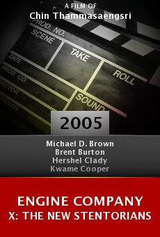 Engine Company X: The New Stentorians online free