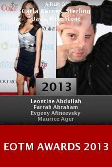Ver película EOTM Awards 2013