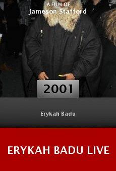 Erykah Badu Live online free