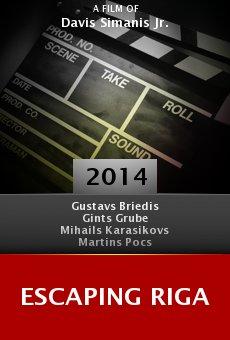 Ver película Escaping Riga