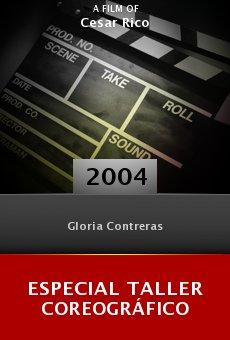 Especial Taller coreográfico online free