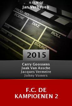 Ver película F.C. De Kampioenen 2